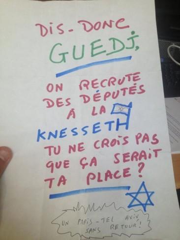 antisemite-tu-perds-ton-sang-froid