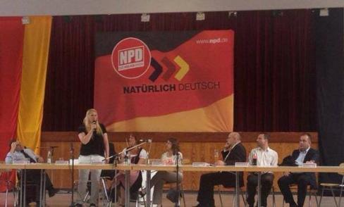 Université d'été de Sarrebruck du NPD 2013-Ariane Meise
