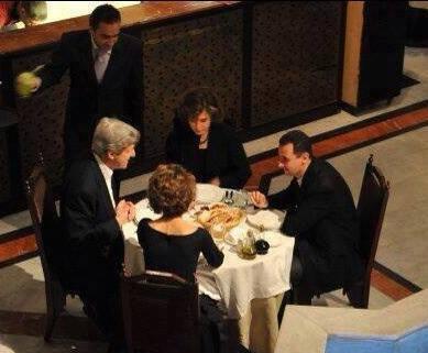 Assad Hitler Saddam Kerry