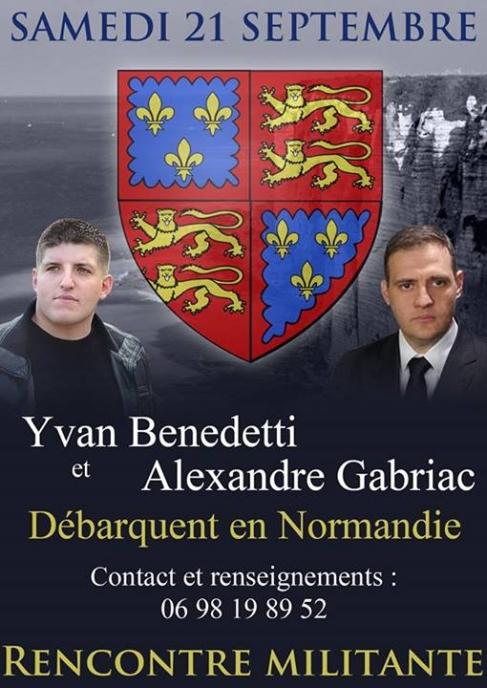 Benedetti-Gabriac-Normandie