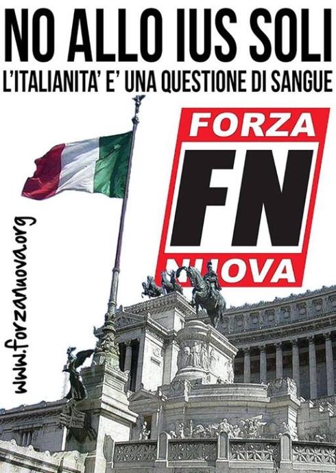 italianita question de sangue