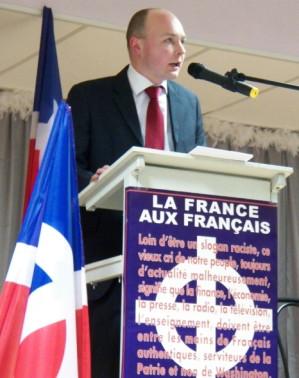 Thomas Joly au Forum de la Nation 2014