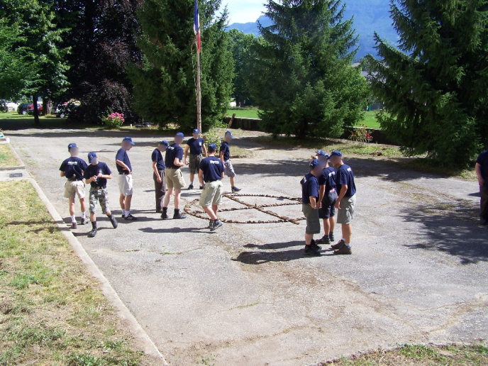Camp école nationaliste Jeune Nation 2009 (3)