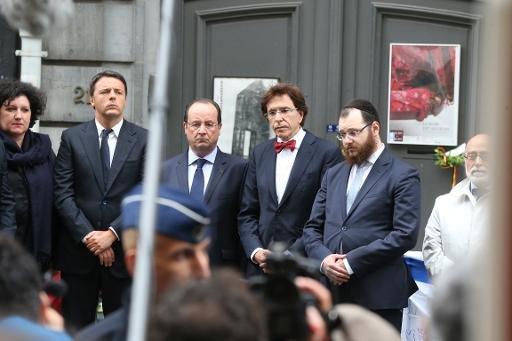 FRançois Hollande n'a pas un mot pour Christophe Rambour