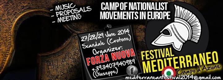 camp-forza-nuova-062014-festival-medterraneo-crotone