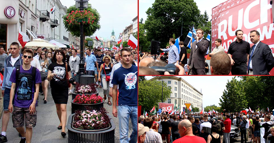 manifestation-Mouvement national-RN-Ruch Narodowy-28062014 (B)