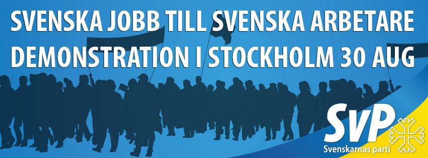 30082014-manifestation_svenskarnas-parti
