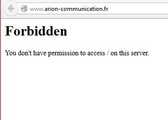 arion-communication_forbidden