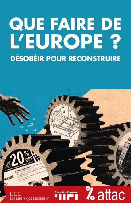 """Réunion de propagande d'ATTAC à la Maison de l'Europe faisant l'apologie de la """"désobéissance"""""""