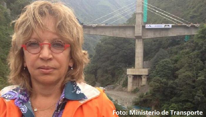 L'une des ministres, la militante homosexualiste Cecilia Alvarez.