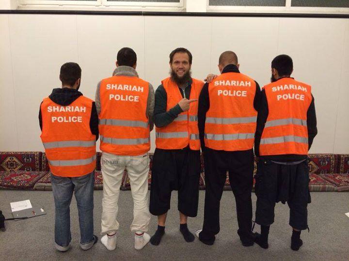 Une police de la charia en Allemagne.