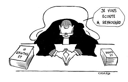 code talmud juge reynouard chard
