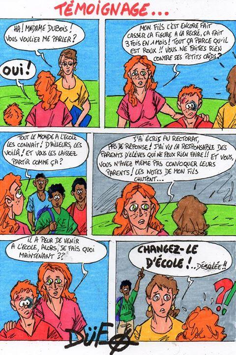 L'instant Dufo - Témoignage : Racisme