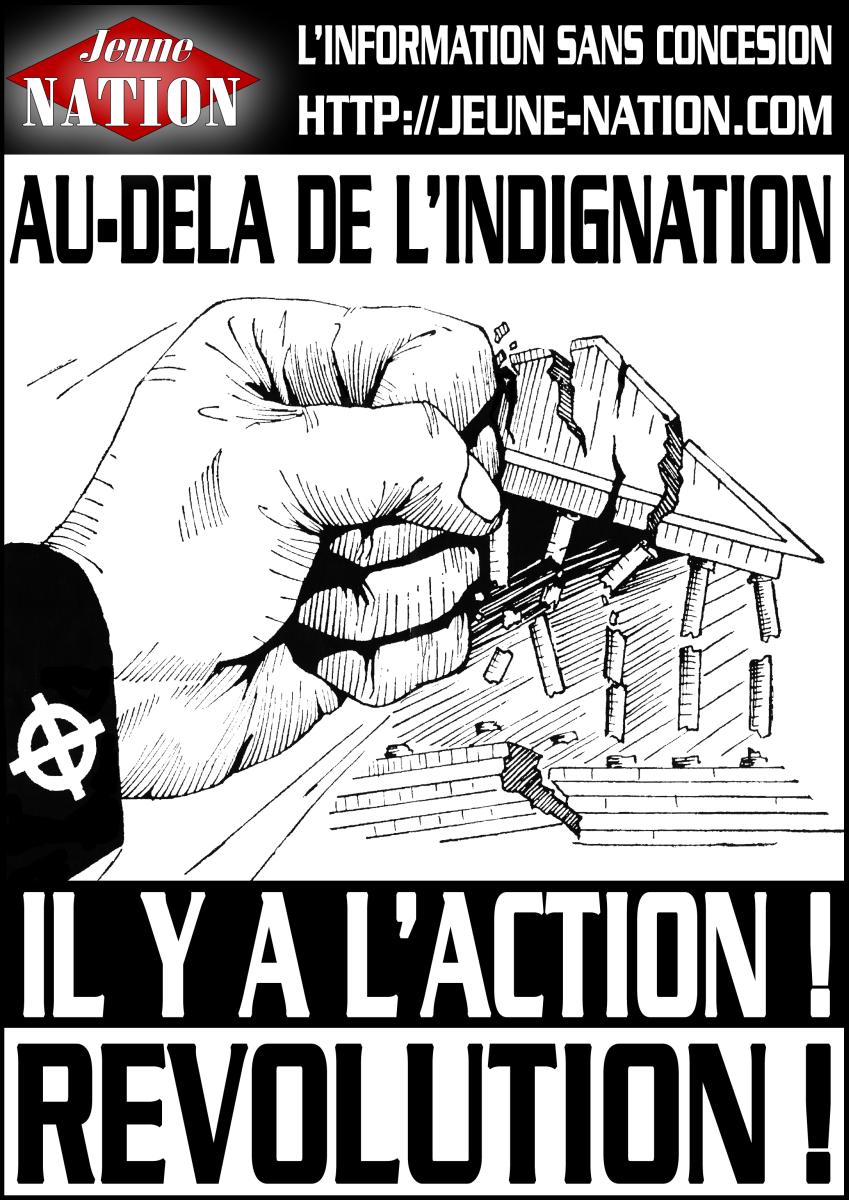 Au-delà de l'indignation, il y a l'action !