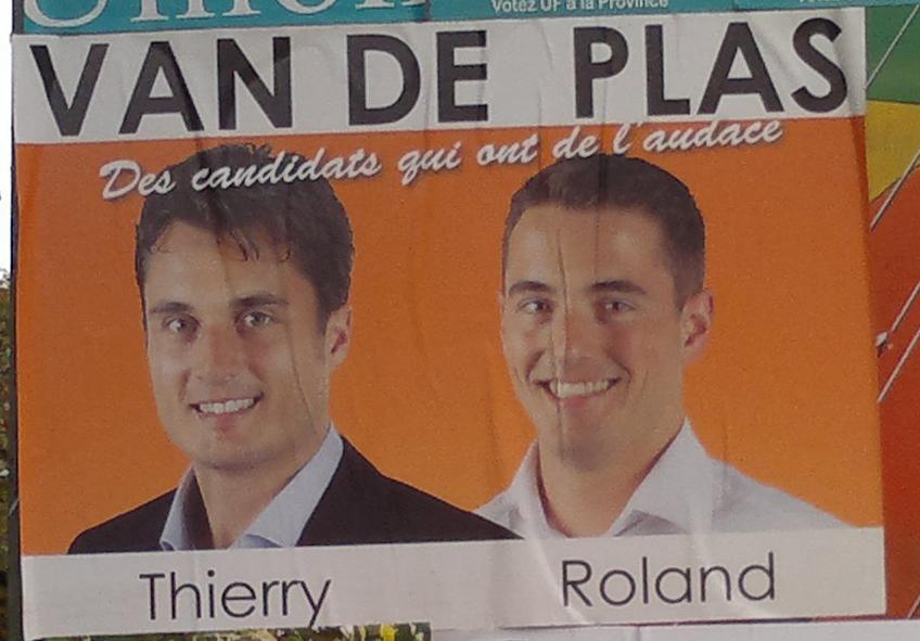 De l'audace... mais pas toujours de l'audace pour Thierry van de Plas