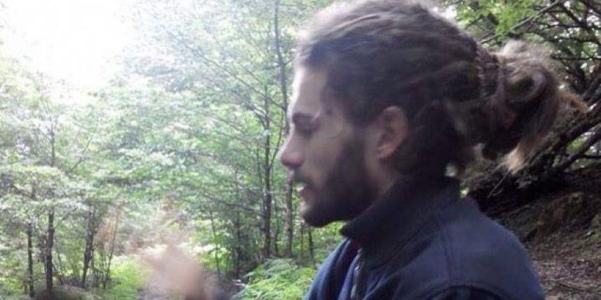 Rémi Fraisse, mort après s'être joint à un groupe d'anarchistes à Sivens.
