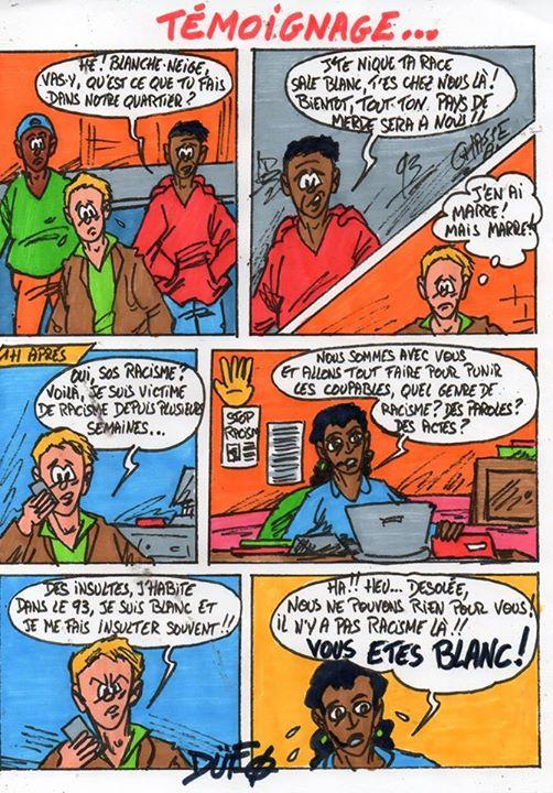 Duf - Témoignage - SOS Racisme