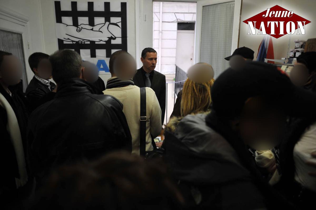 Hervé Ryssen Paris conférence dédicace 8 novembre 2014-a