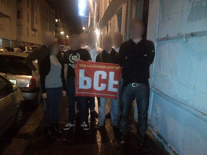 Paris nationaliste - PCF