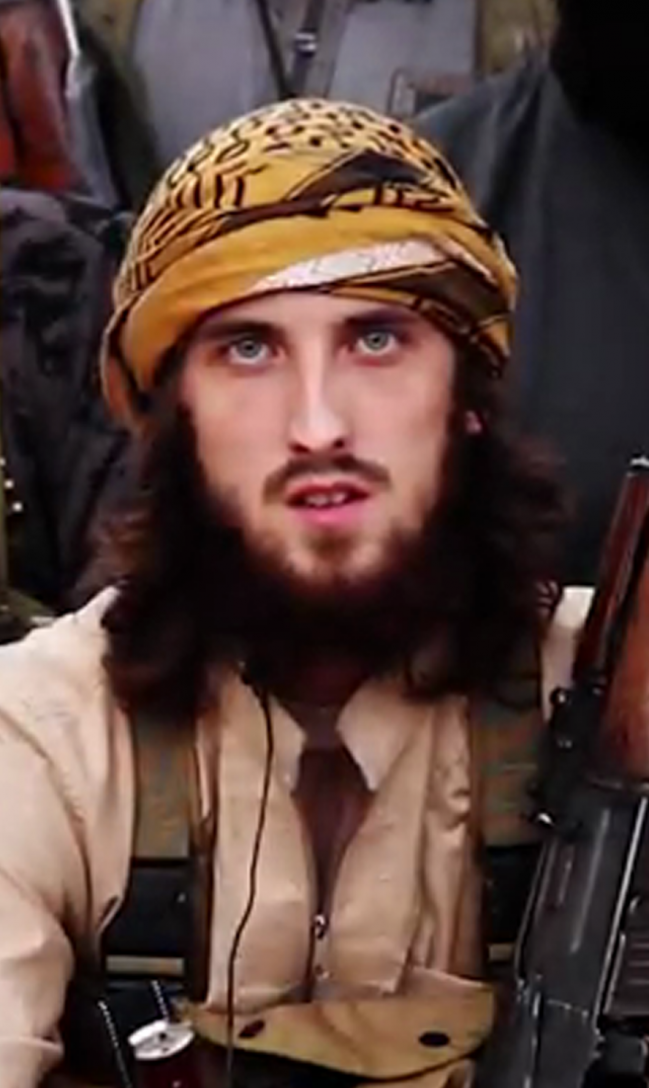"Français renié se faisant appeler ""Abu Osama al-Faranci"""