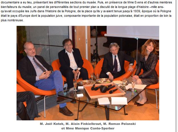 Autour d'un pédocriminel... Les réceptions de l'ambassadeur de France en Pologne ne sont pas réputées pour le bon goût du maitre de maison.