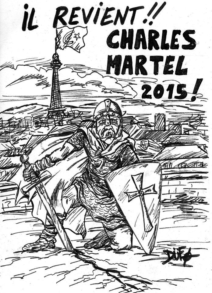 Duf-Charles Martel