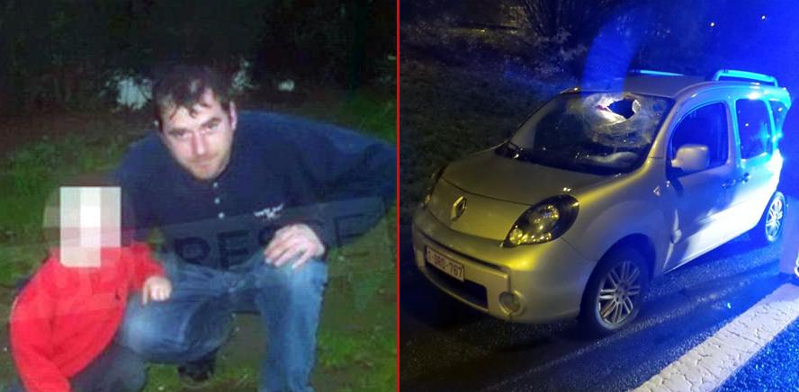 Gregory, 34 ans, assassiné à Marcinelle