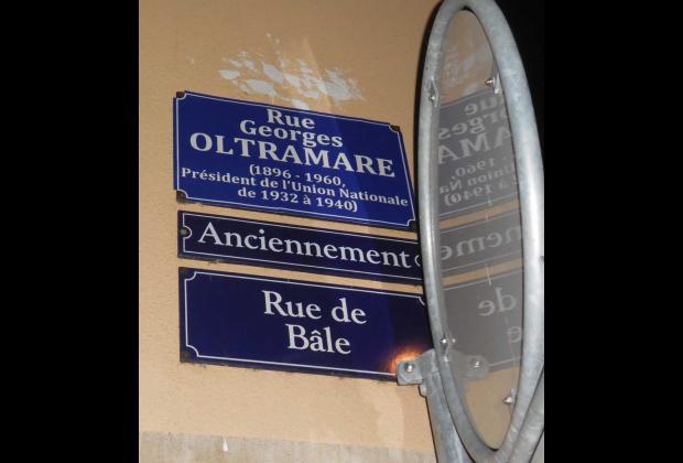 Honneur à Georges Oltramare (2)