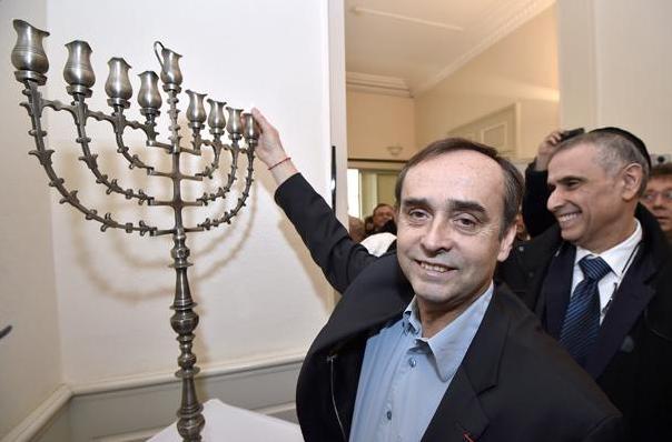 noel kosher à Béziers Robert Ménard-2