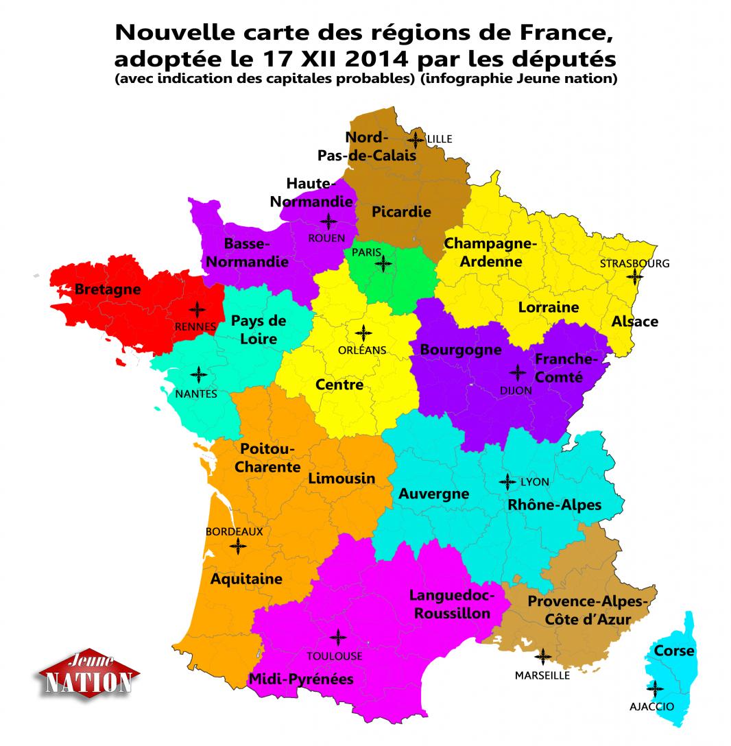 nouvelle_carte-régions france 2014_reforme_territoriale-