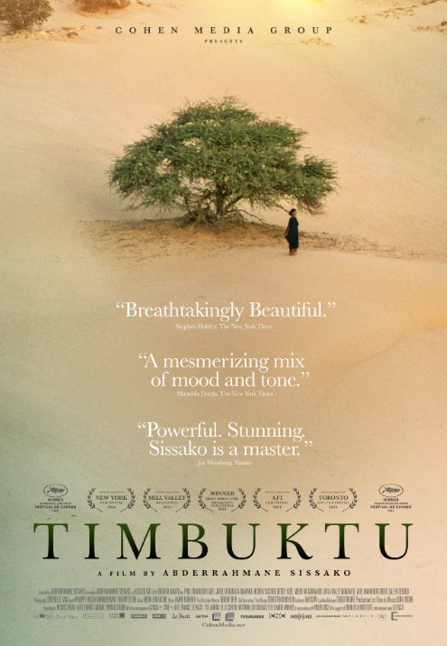 timbuktu film cohen media group