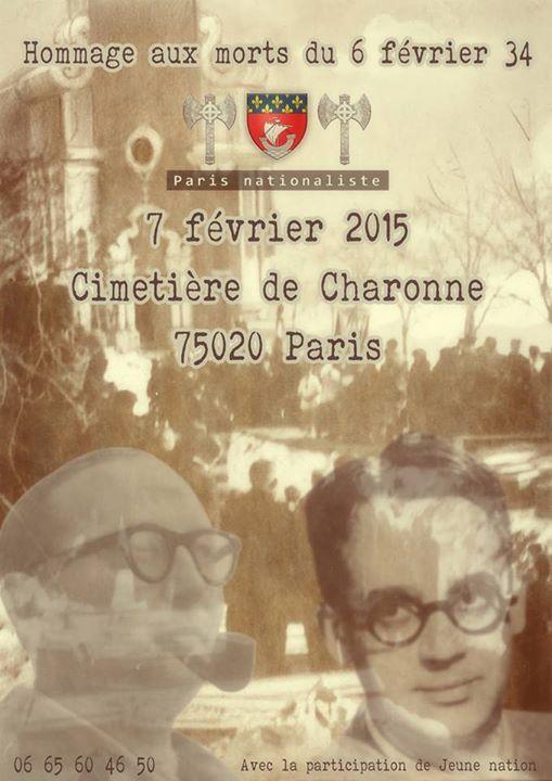 Paris natio-brasillach - 6 février