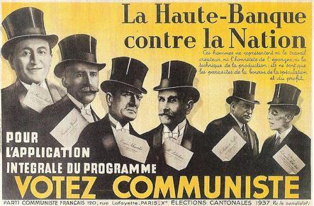 """Avant, la gauche dénonçait les """"200 familles"""". Aujourd'hui, les journaux de gauche sont le porte-voix de l'oligarchie"""