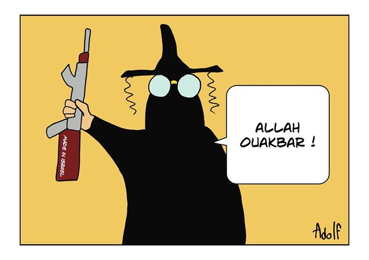 Adolf - Allahou Akbar