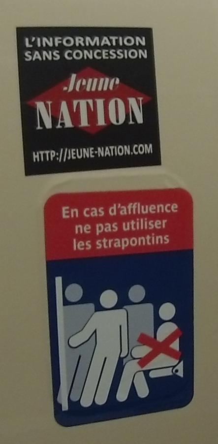 (Envoi de nos amis de la Reconquête française (RF))