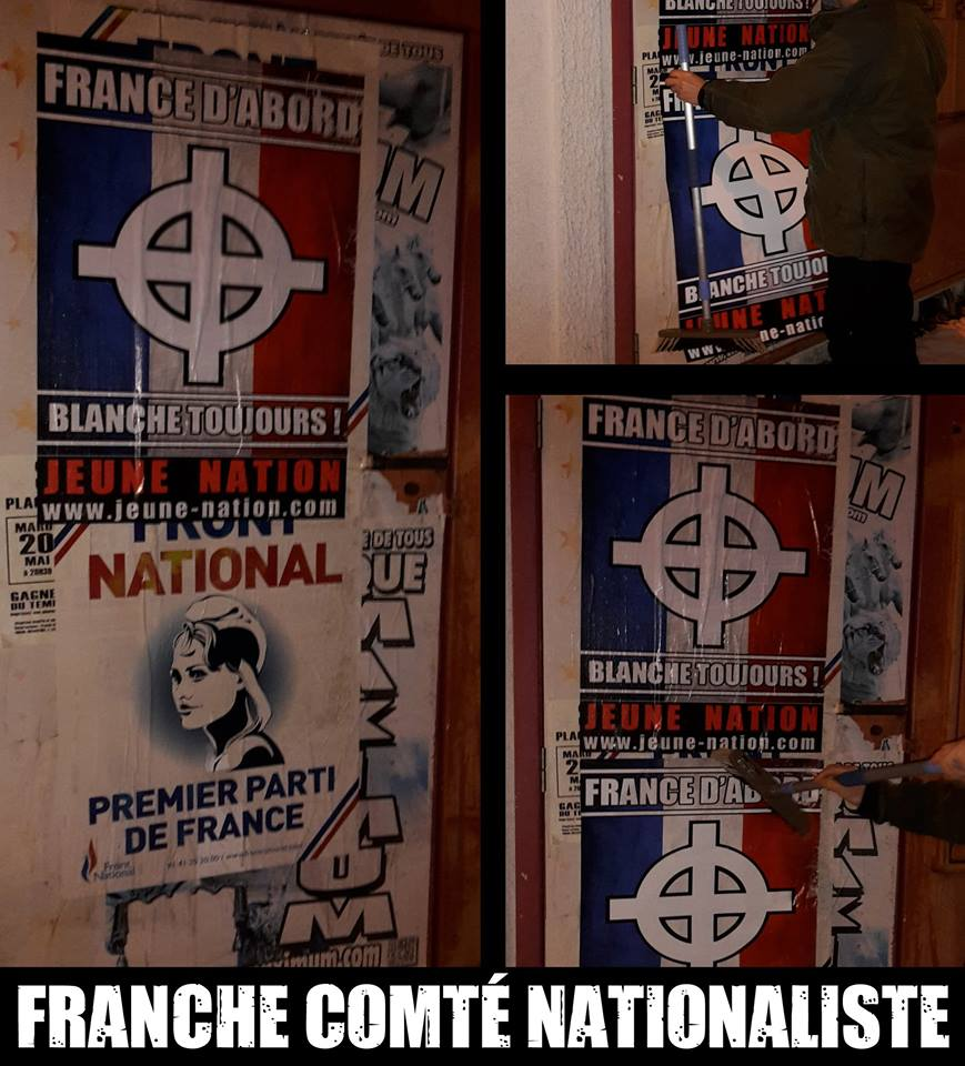 JN franche comte france d abord blanche toujours
