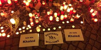 Khaled Idris sera-t-il autant honoré maintenant qu'il n'est plus une victime de l'extrême droite, mais la démonstration de la dangerosité de l'invasion ?