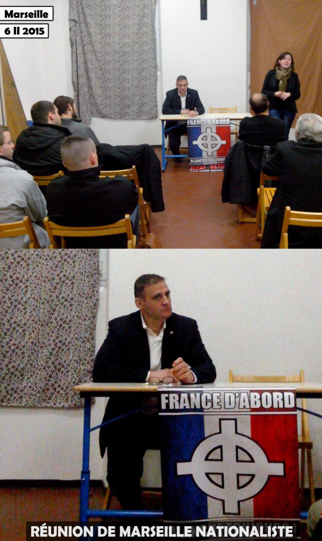 Marseille nationaliste-6 février 2015--