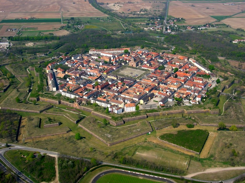 Neuf-Brisach-