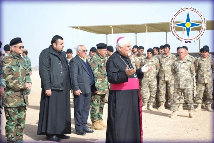 Unités de protection des plaines de Ninive (UPPN)-