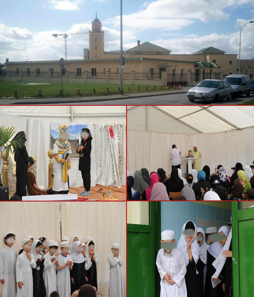 ecole-al-ghazali-creil-minaret-islamiste-enfants-integration