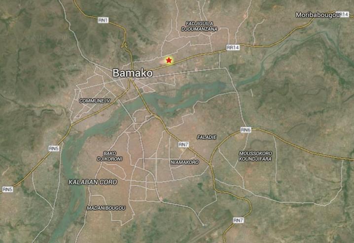Bamako La Terrasse attentat-ok