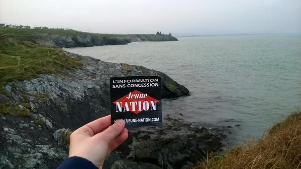 Jeune nation en terre celtique !