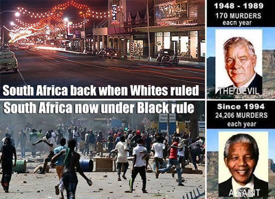 Afrique du Sud : le vivre-ensemble est une culture de mort