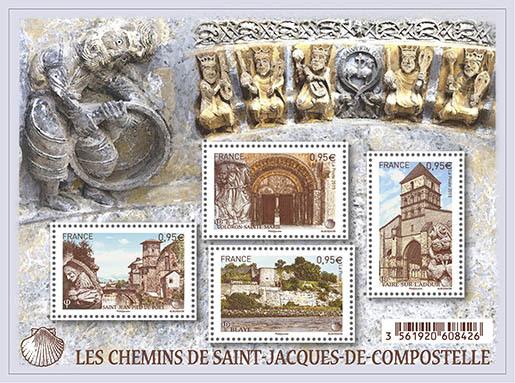 RF BL St Jacques Compostelle