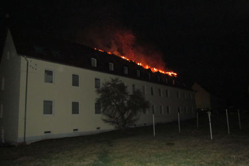 une future colonie étrangère incendiée à Tröglitz