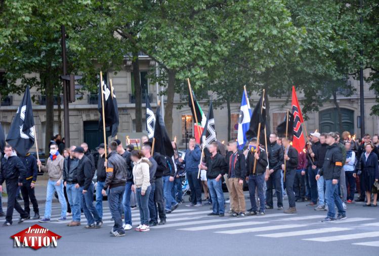 Photo Défilé Sébastien Deyzieu 2015- Paris photo Jeune nation--02