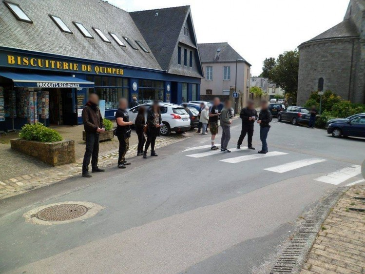 RF Bretagne - White Rebel Crew