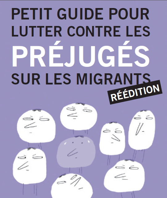 Racisme antiblanc et antifrançais - CIMADE guide-Contre-préjugés-migrants--