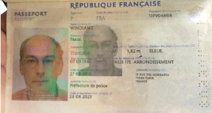 Le pédocriminel Pascal Windland, 53 ans